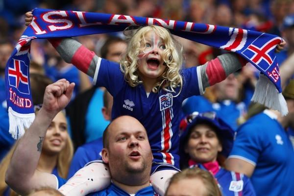 組圖:2016年歐洲國家盃可愛小球迷