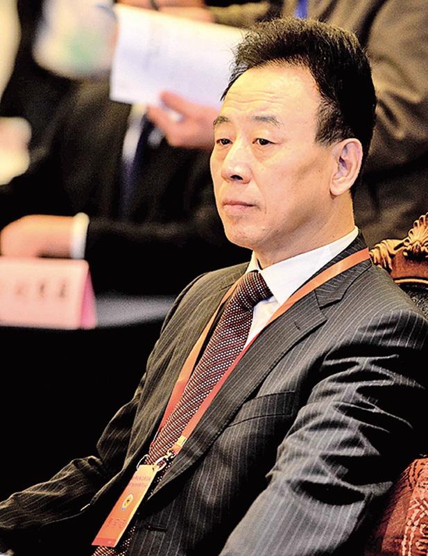 網絡上熱傳,四川省省長魏宏已經被查,可能與周永康有關。(大紀元資料室)