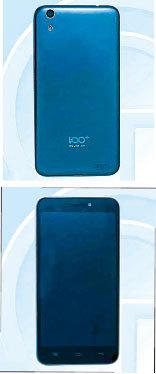 佰利100C正背面圖(工業和信息化部電話設備認証中心圖片(大陸))
