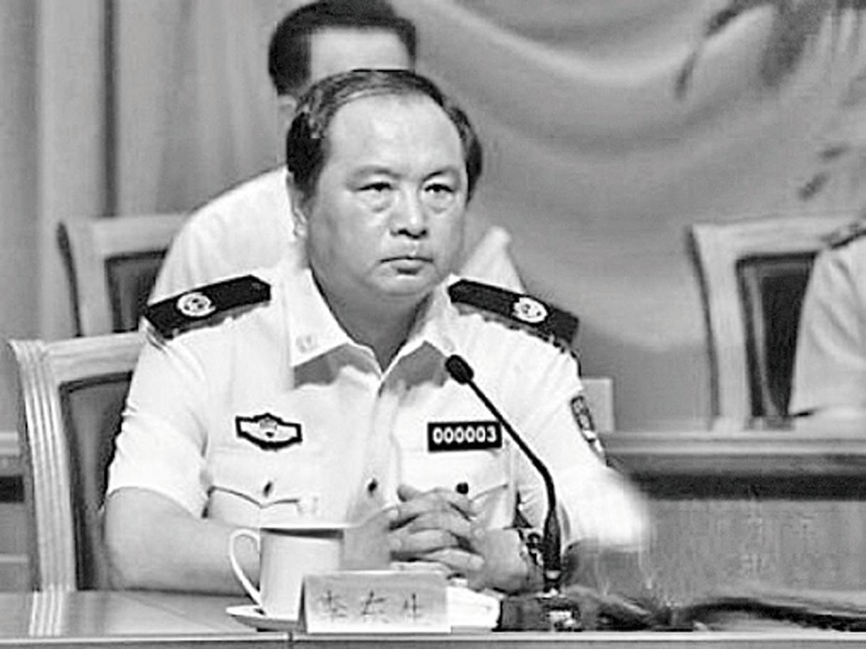 勾上周永康關鍵人物 央視前副台長李東生。