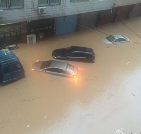 官方通報「尼伯特」颱風已致福建2人死亡17人失蹤。(網絡圖片)