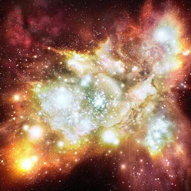 宇宙星系數量是無限的。 (AFP/NASA/ESA)