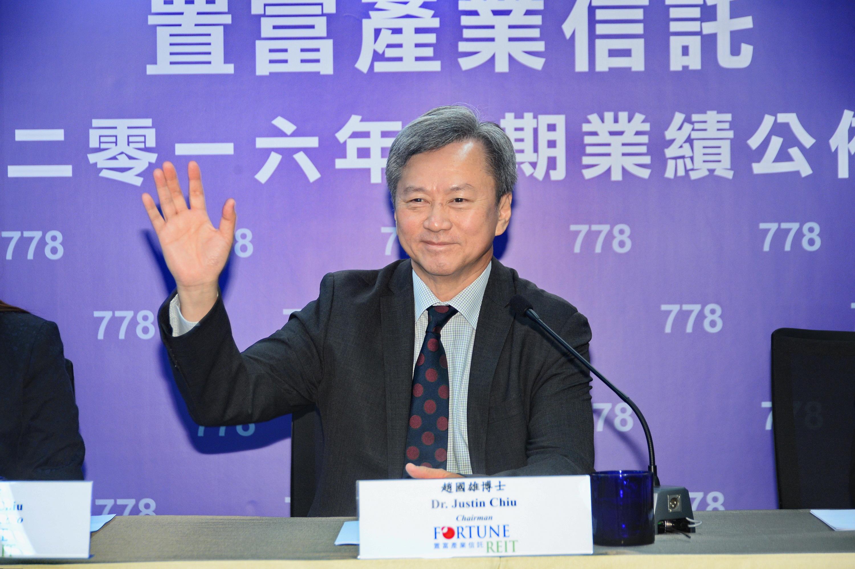 趙國雄:資金流入 樓市或反彈3%