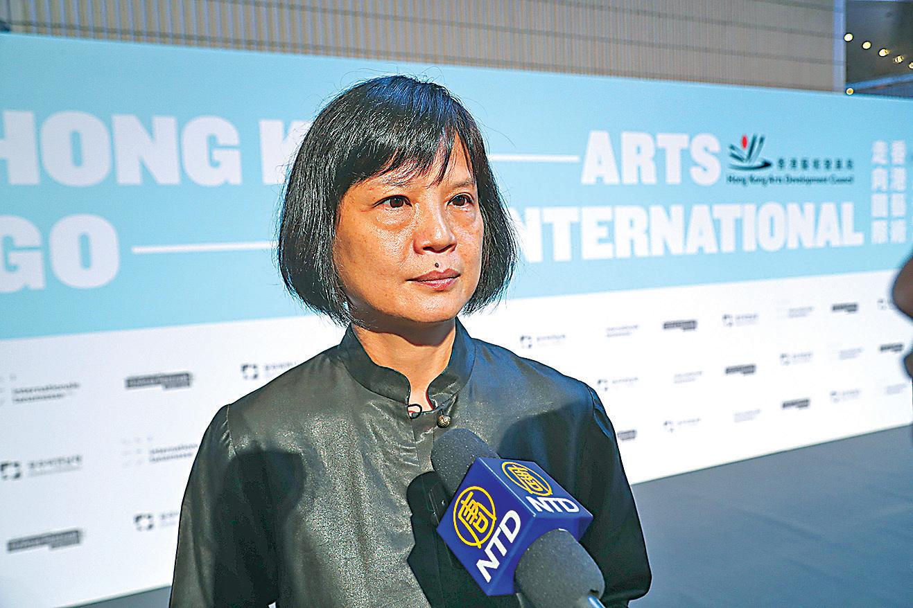 藝文界關注舞蹈大賽受阻