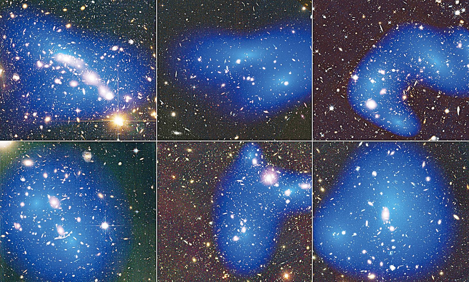 5大謎團觸及宇宙基本理論