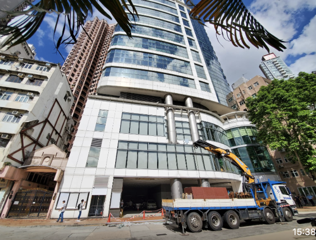 「中央駐港維護國家安全公署」選址銅鑼灣維景酒店作為臨時運作基地