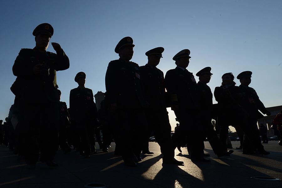 黨媒軍媒聯手推軍改長篇 承認軍隊無法作戰