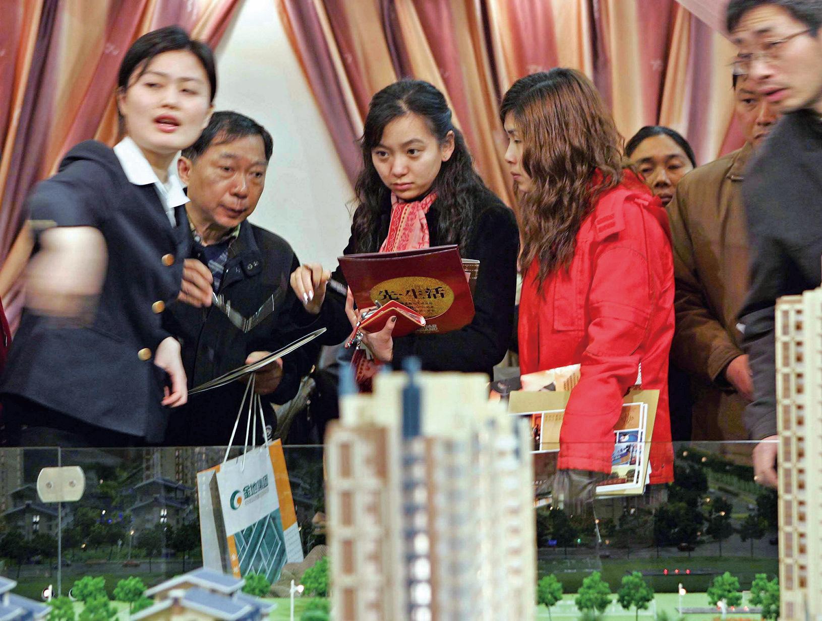 官媒炮轟上海樓市管理失效