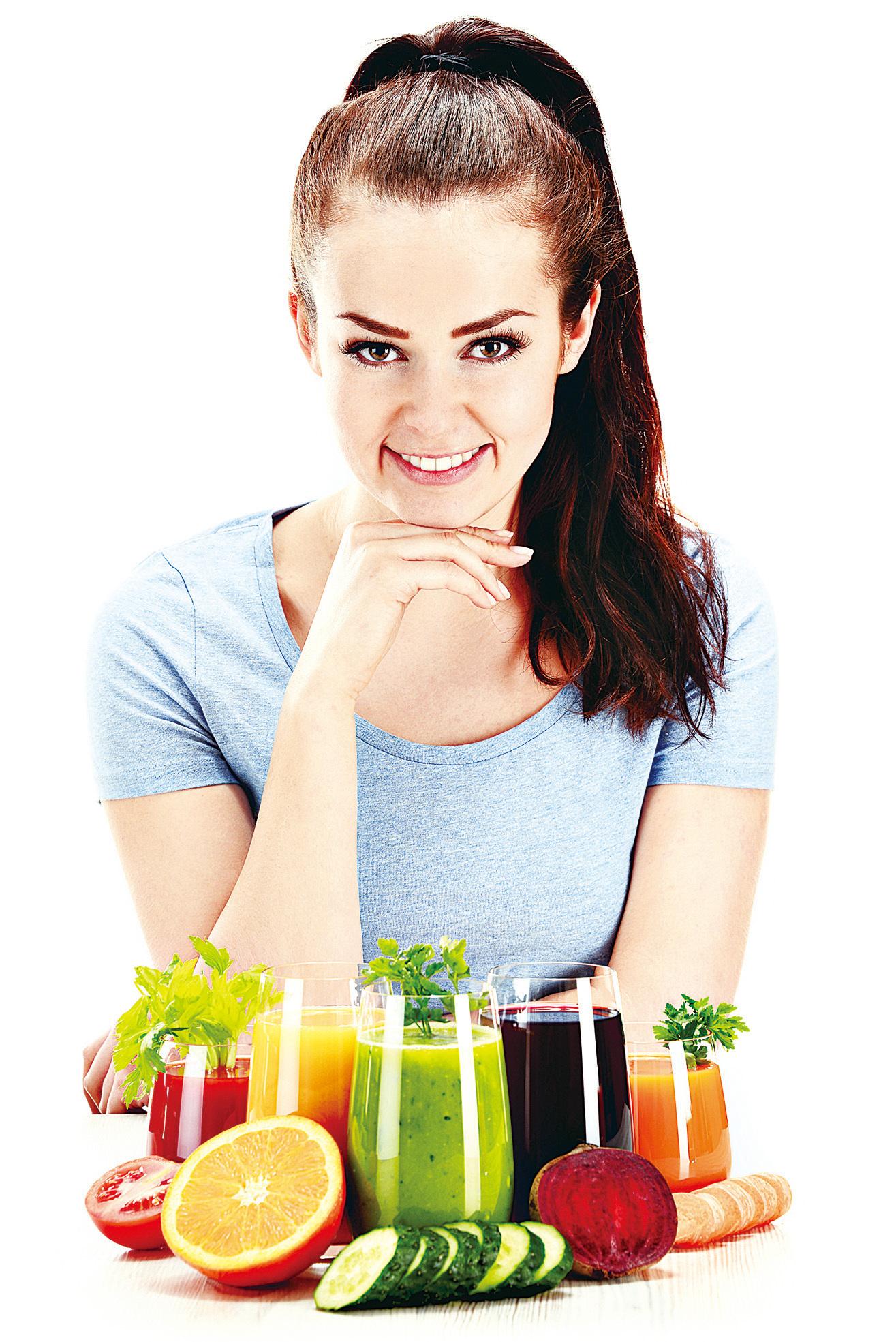 果汁養生 酸性原汁喝壞腸胃