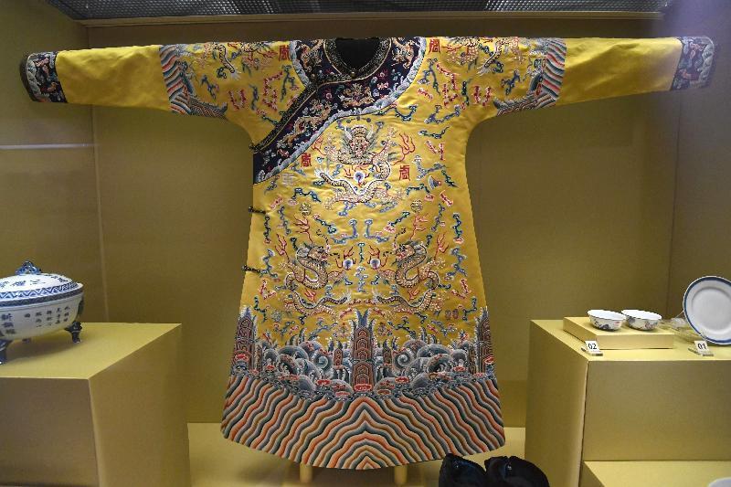 海防博物館「天子・公民——末代皇帝溥儀」展覽開幕