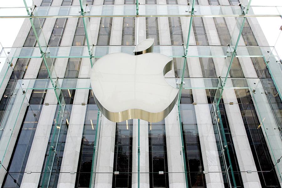 蘋果公司營收差於預期 盤後跌2.8%
