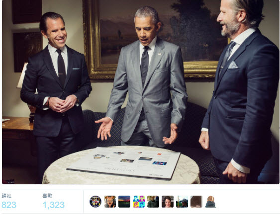 奧巴馬擔任雜誌客席編輯