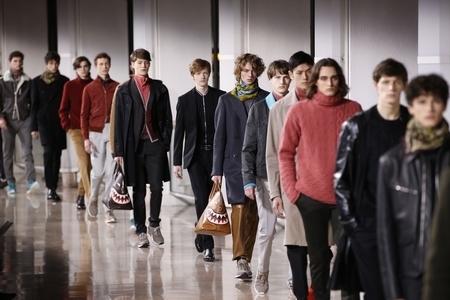 巴黎男裝時尚週 寬鬆當道