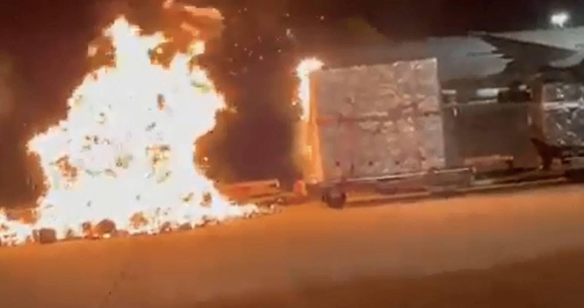 國產手機vivo機場起火  大陸網民爆vivo多宗自燃