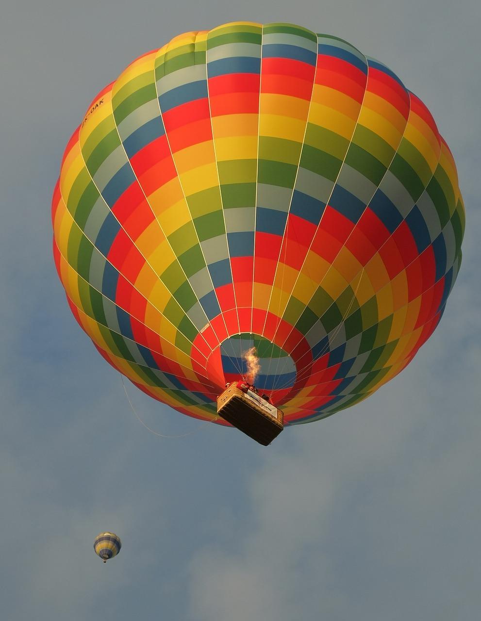 埃及熱氣球降落時出事 22名中國遊客受傷
