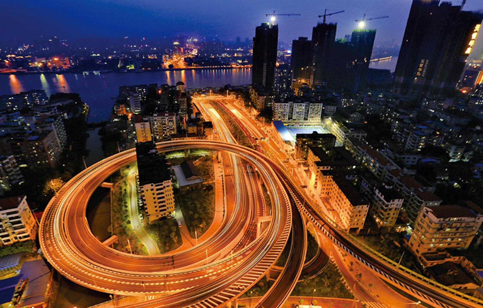 中國正經歷信貸周期破滅