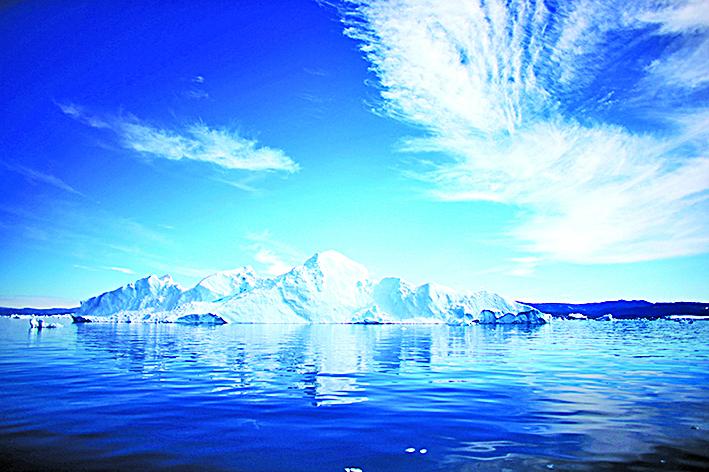 台師大:冰河退卻能促成板塊運動