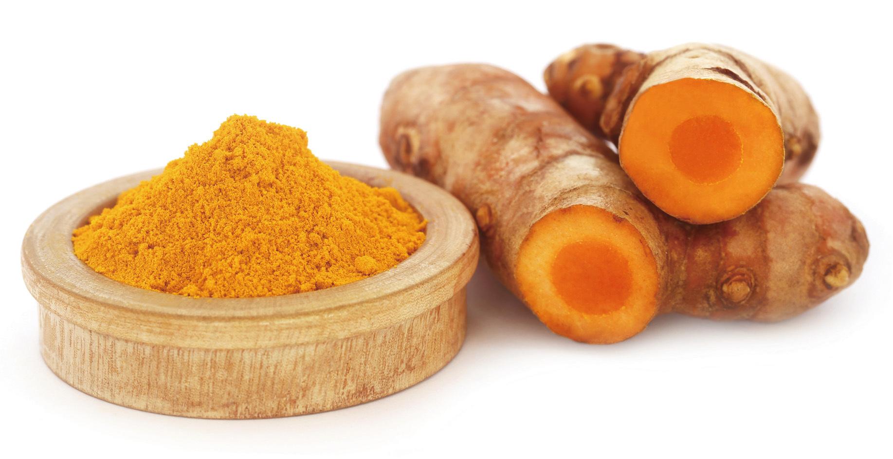 印度薑黃 治療7大疾病有奇效