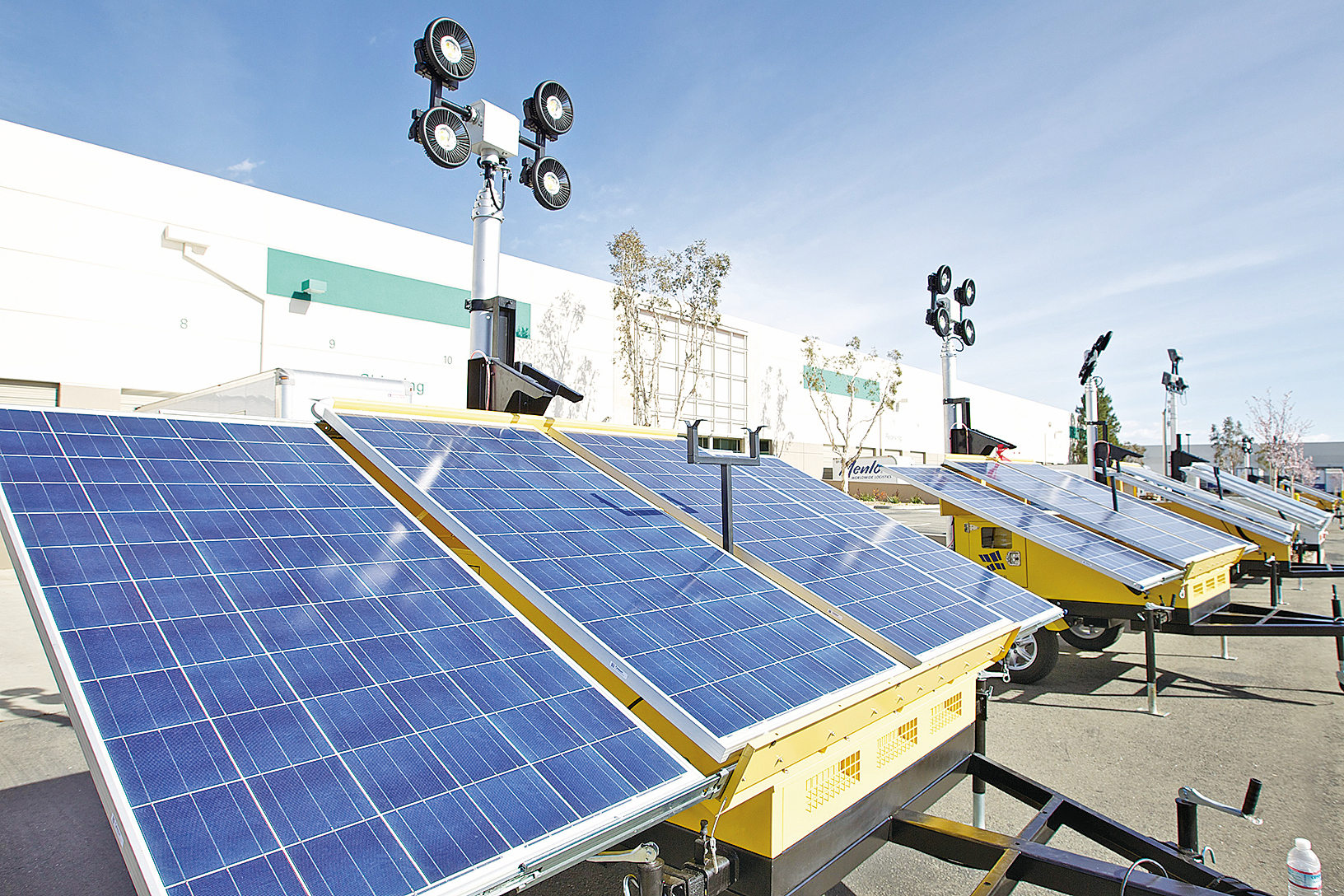 美太陽能發電量料增85%