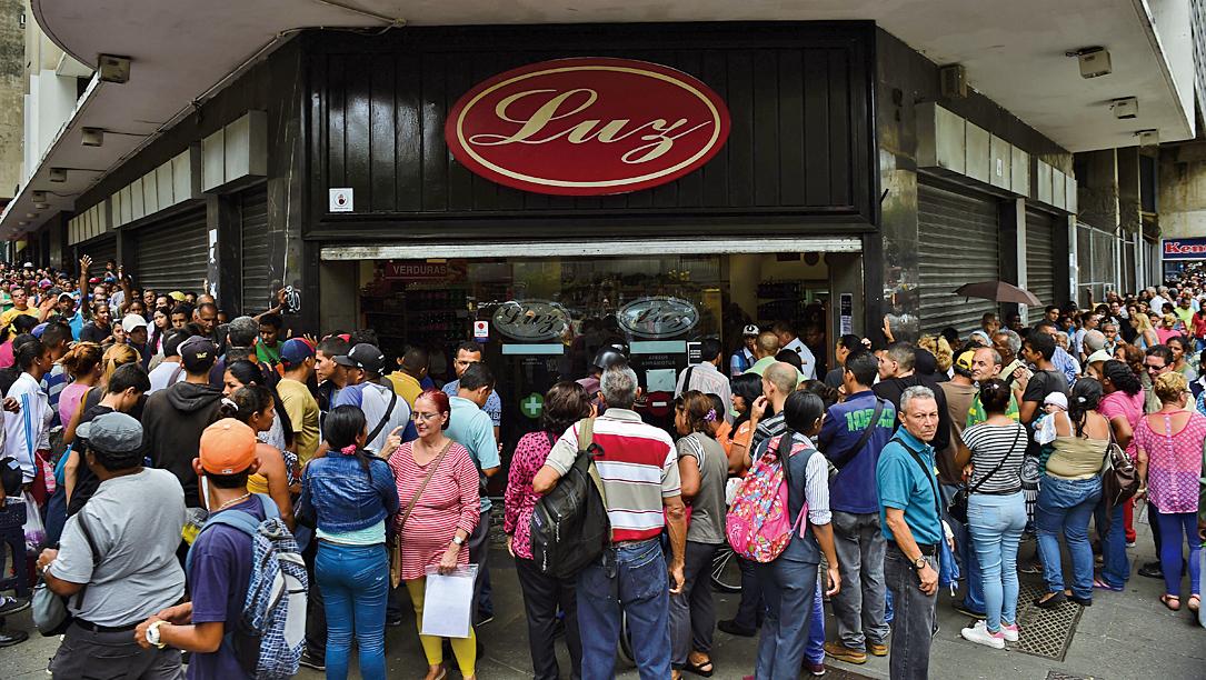 委內瑞拉糧荒 5歲女童體重僅5公斤