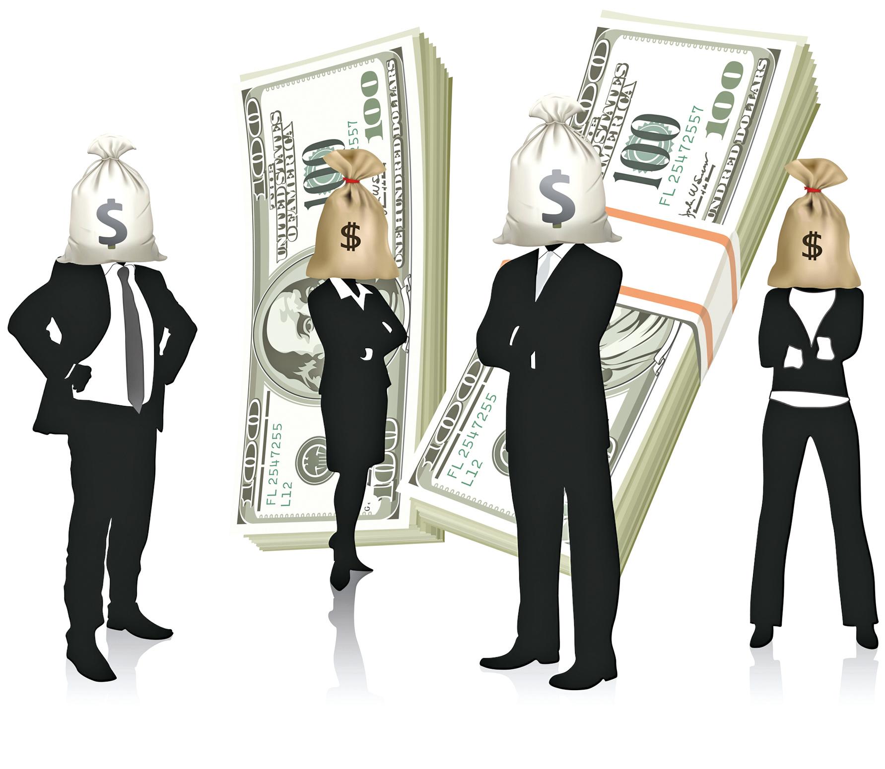 你應該向有錢人偷學的5個習慣