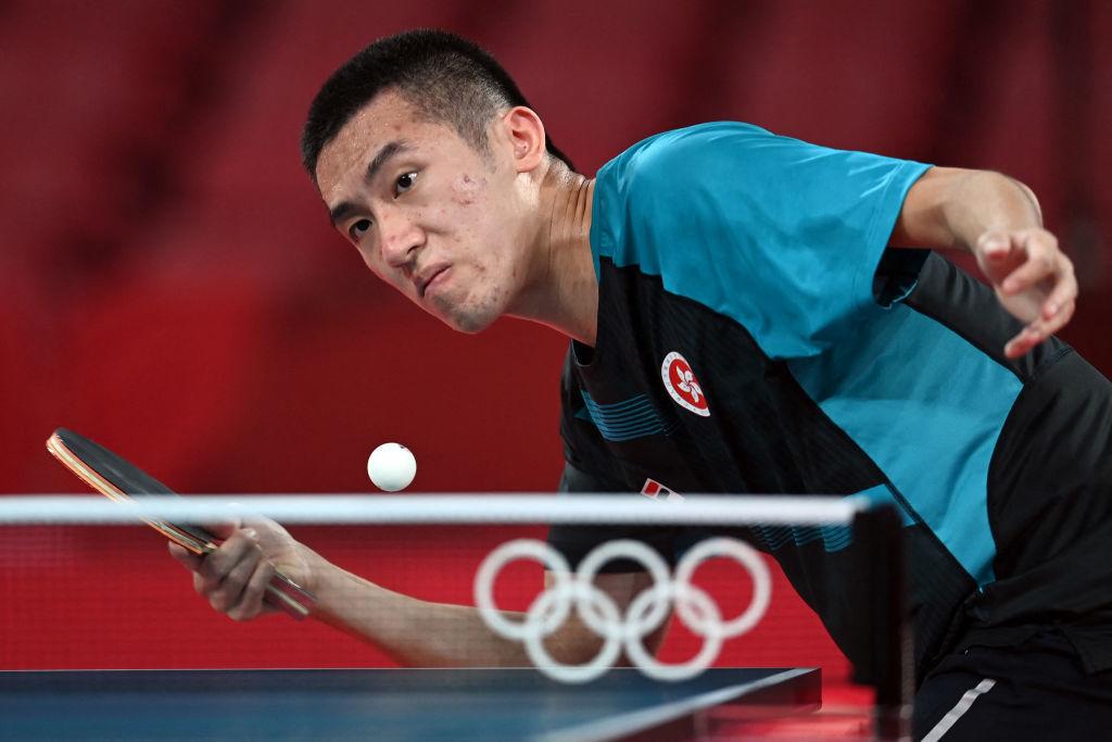 東奧7.24|港乒林兆恒苦戰7局 終以4:3險勝 明天對陣印度選手