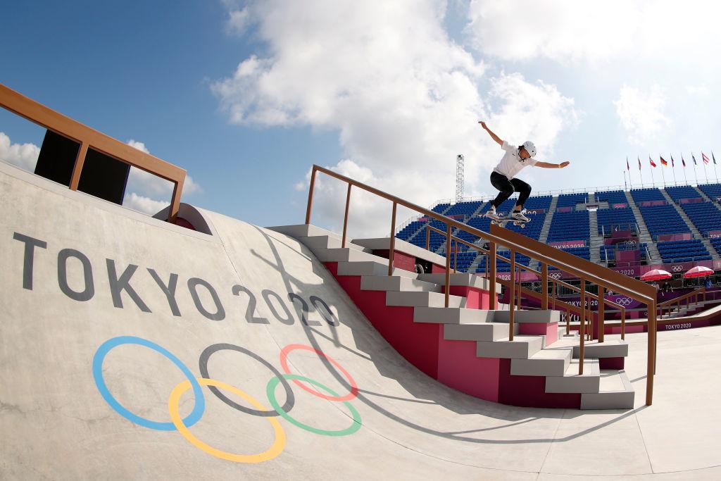 東奧7.25|新項目「街板」登場奧運 當紅東京男孩追夢成功