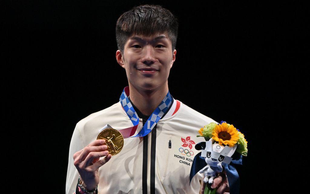【最新】東奧7.26|港隊張家朗15:11擊敗對手贏得金牌