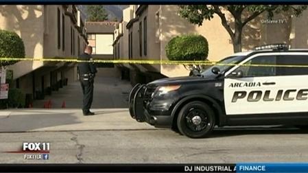 加州當地時間22日,美國華人聚居的洛杉磯地區亞凱迪亞(Arcadia)市發生一起謀殺案,兩名華裔高中學生在家中被殺,警方初步鎖定兇案嫌犯是兩名少年來自中國大陸的姑父史德運。(視頻截圖)