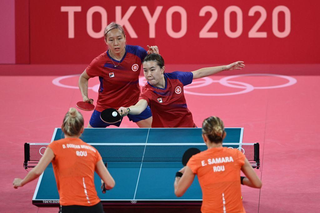 【更新】東奧8.2|港隊女乒團再贏一場 3:1挫羅馬尼亞 晉級四強