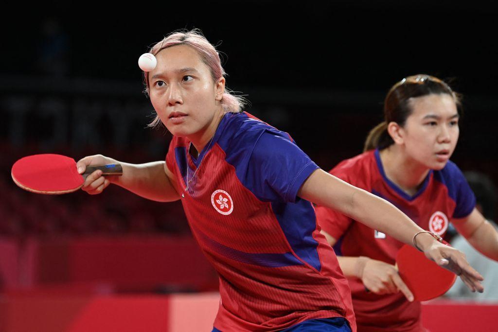 【更新】東奧8.3|港隊女乒團無緣晉級決賽 後天爭奪銅牌