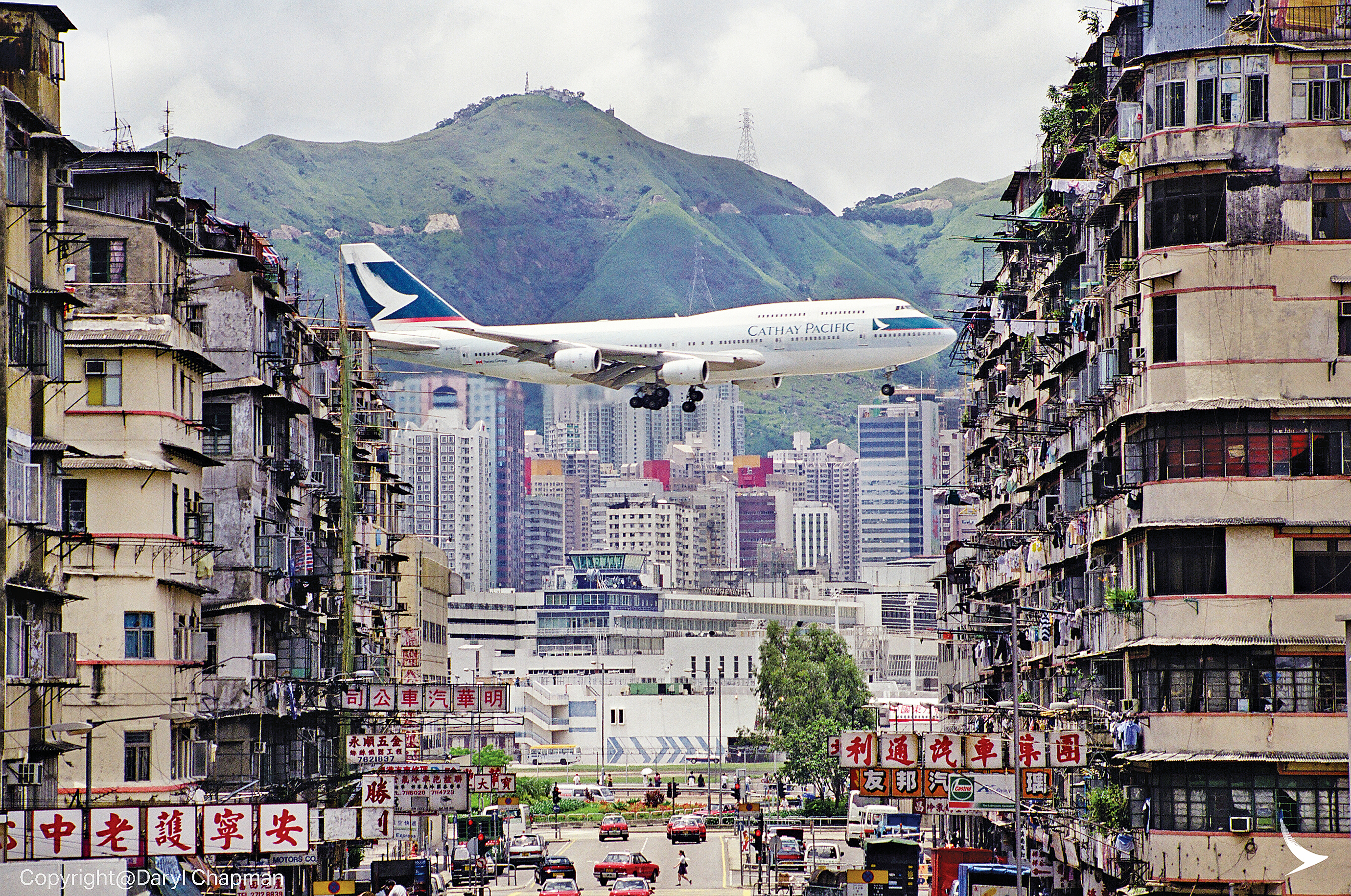 國泰747客機10月退役