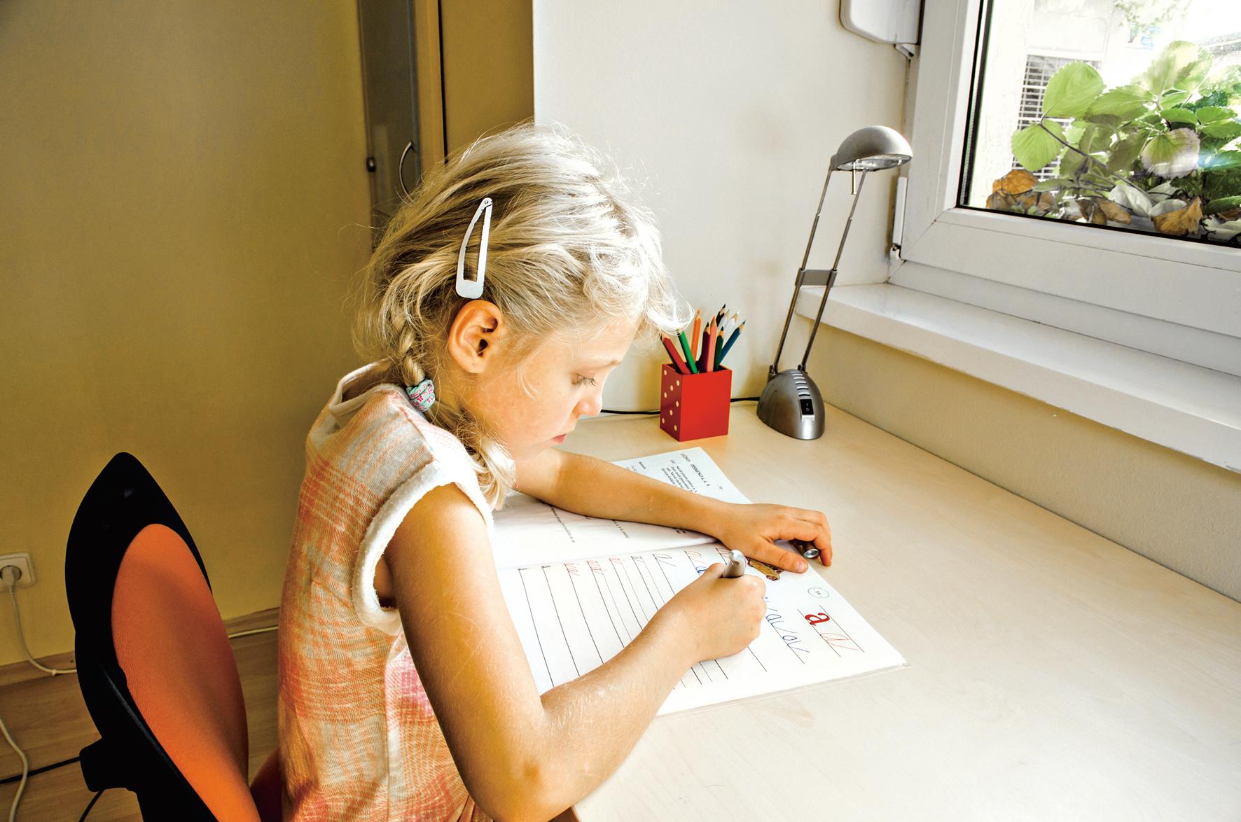 培養專注和專心提高孩子的學習效率