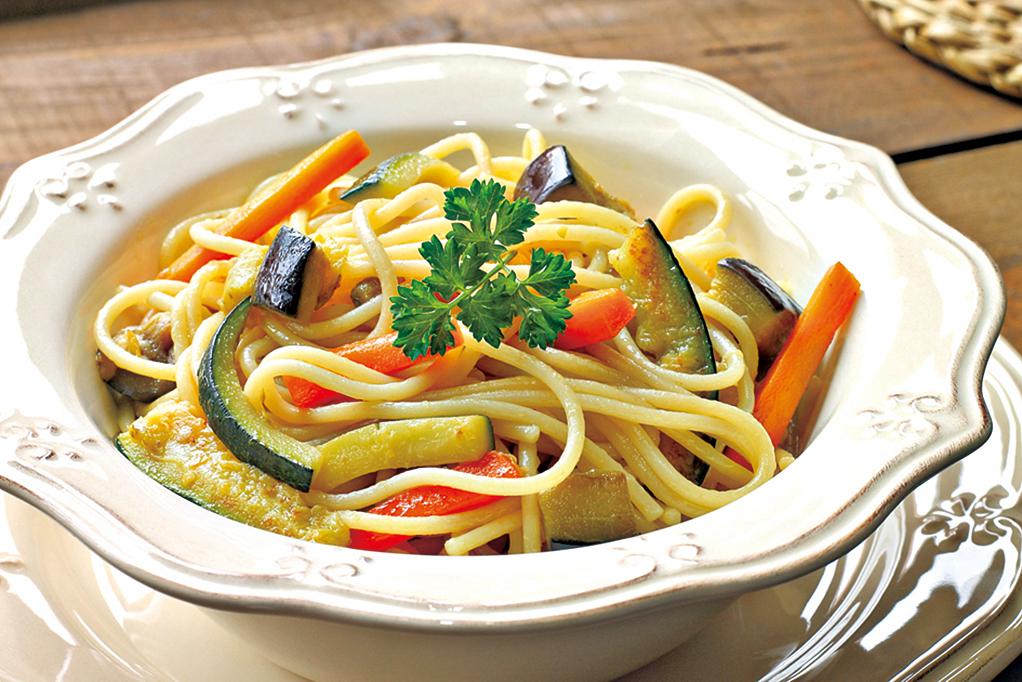 【外食也要健康】 蔬菜意粉吃出健康新滋味