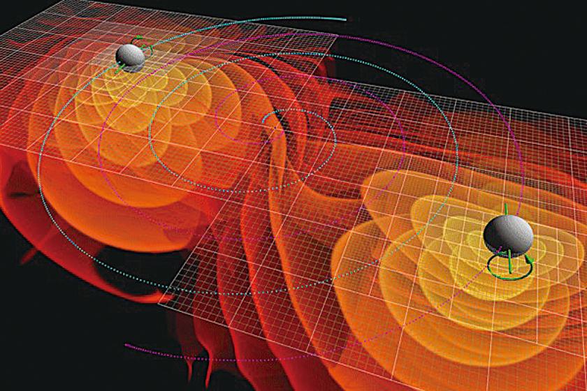 研究:空間可有九維 黑洞為另外空間之門