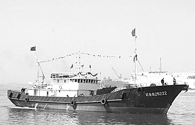 丹東黑幫 介入北韓沿海捕魚