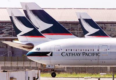 國泰航空擬加經濟艙座位