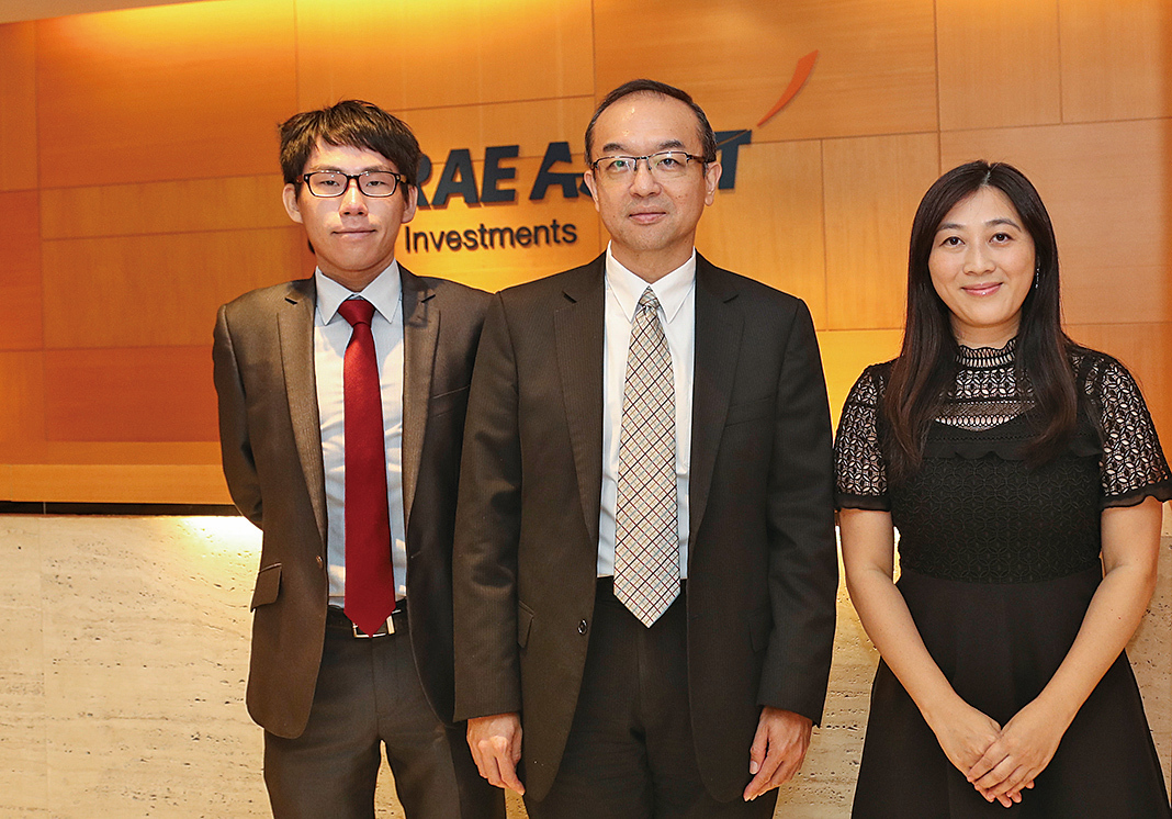 未來資產(香港)四產品上市