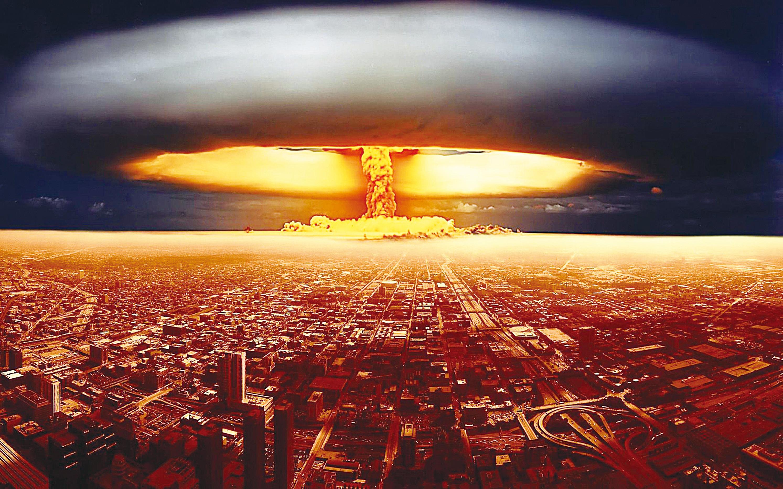 遠古人類經歷的「核戰爭」(下)