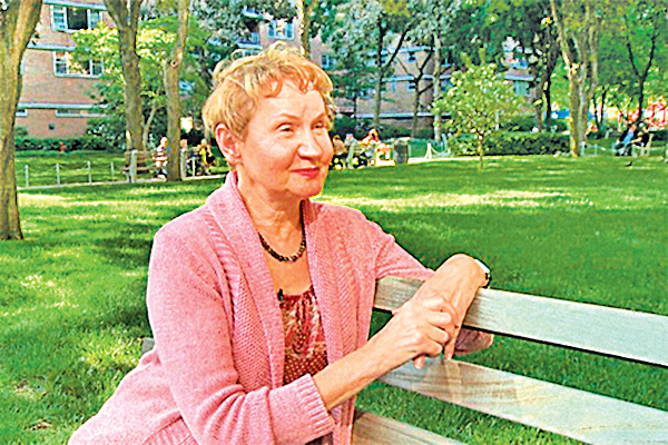 畫家芭芭拉生命的轉折點