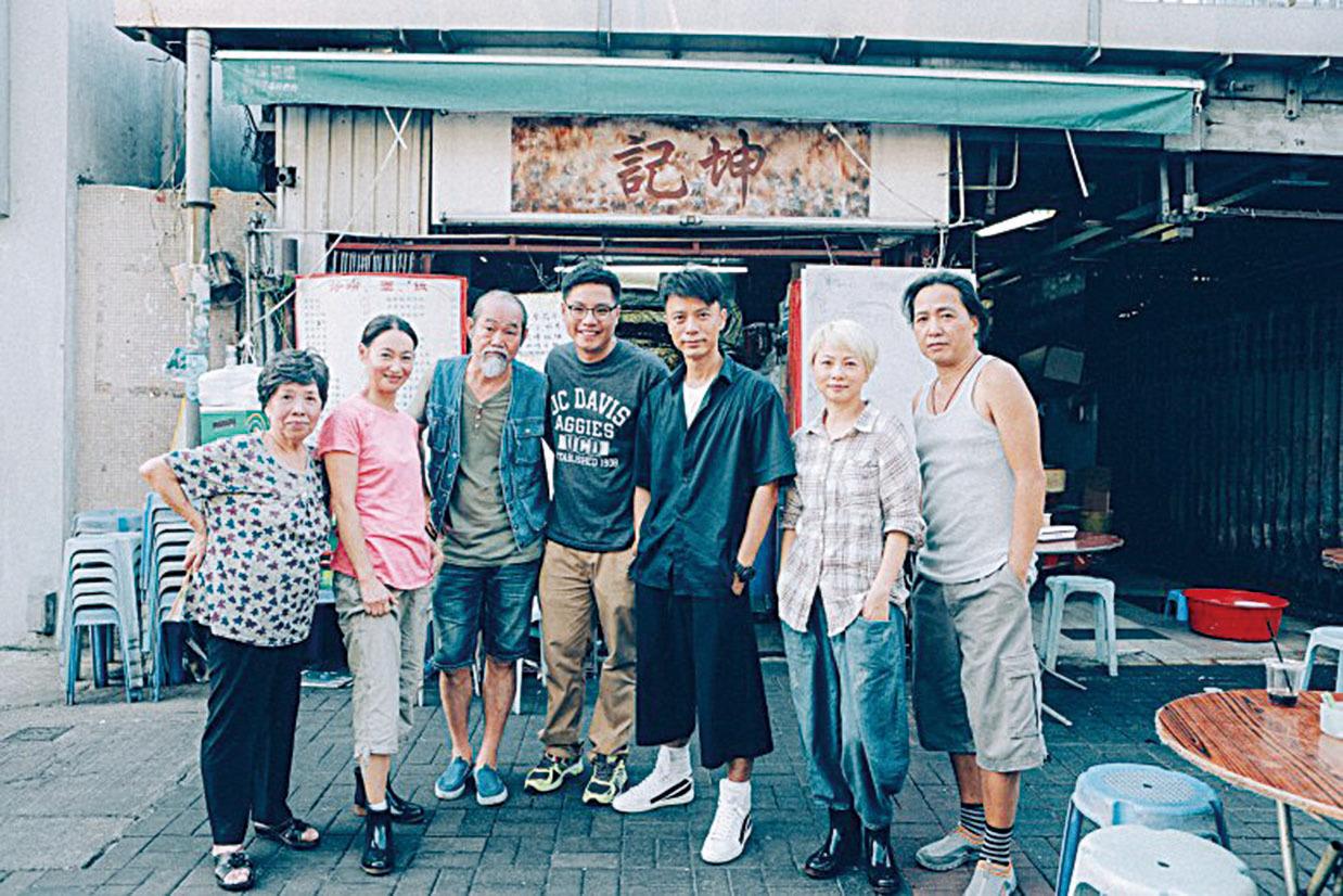 李克勤首次執導拍MV   影后惠英紅被升呢做主角