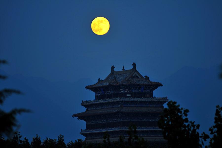 十一月大陸天空將頻現天文奇觀