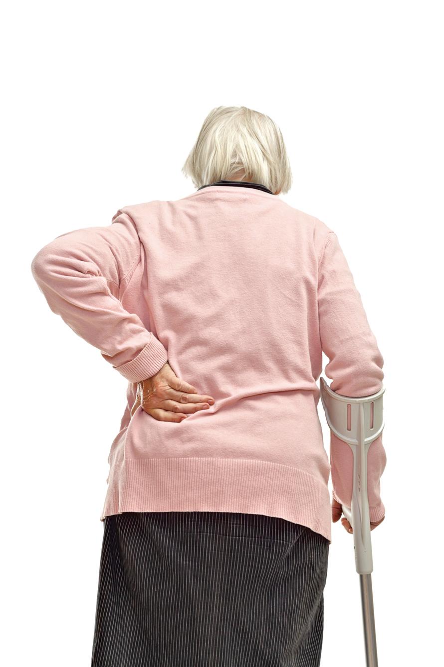 老人從不運動  致慢性病增或早逝