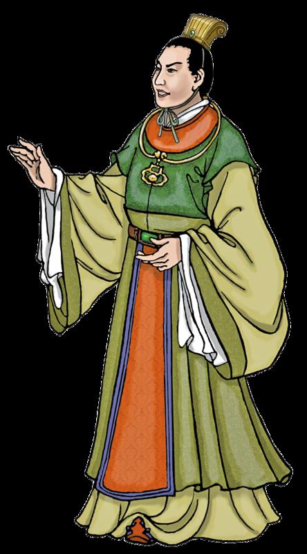 趙括繼承了他父親馬服君的爵位。(圖/ 新唐人)