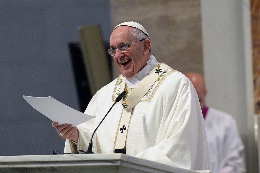 教宗新年佈道 籲社會齊心掃除冷漠