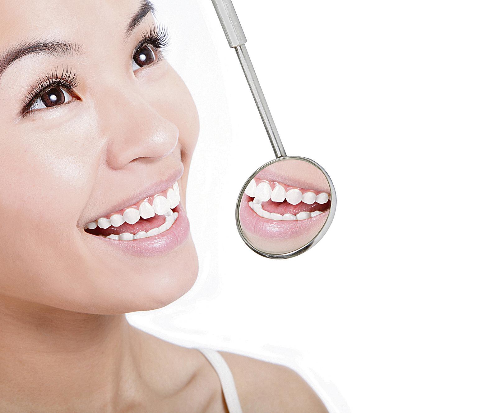 口腔不清潔  港人九成有牙周病 漱口油清潔牙齒: 天然、有效、徹底