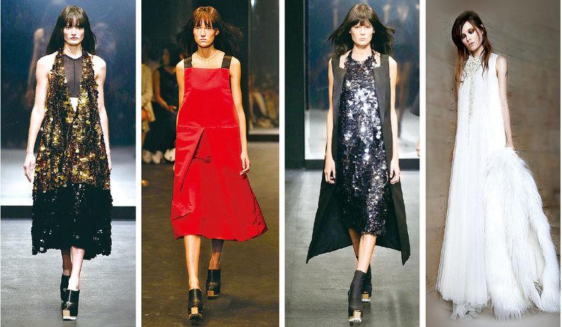Vera Wang的婚紗價位大約在6,000美元左右,比較特殊的訂製款更是高達12,000美元以上,但一般基本款的婚紗價位區間落在2,000~7,000美元 ,是美國中產階級都可負擔的價格,理所當然的成為大家心目中夢幻婚紗品牌!(Getty Image)