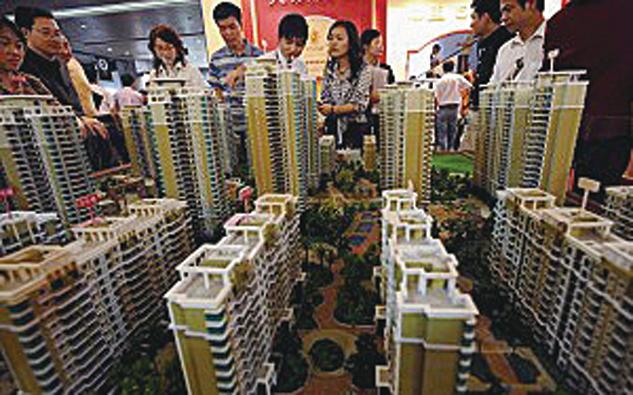 大陸樓市持續降溫  54城住宅簽約量跌逾16%