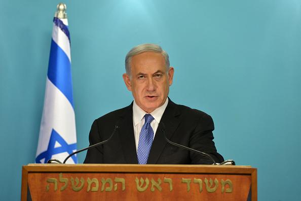 以總理拒巴黎和會見巴勒斯坦阿巴斯