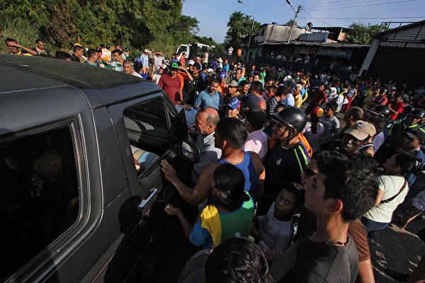 廢鈔引暴動 委內瑞拉宣佈舊鈔延用至下月初